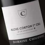 """Aloxe Corton 1er cru """"La Coutière"""""""